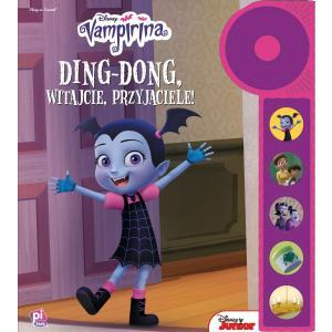 Disney Vampirina. Ding-Dong, witajcie, przyjaciele!