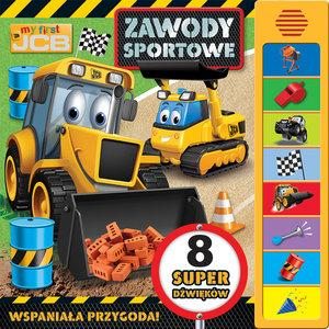 My first JCB Zawody sportowe