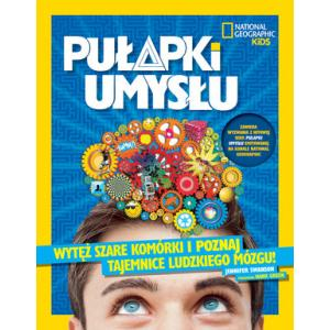National Geographic Kids Pułapki umysłu