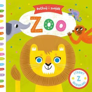 Dotknij i znajdź. Zoo