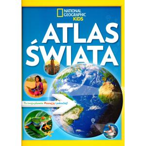 National Geographic Kids. Atlas świata