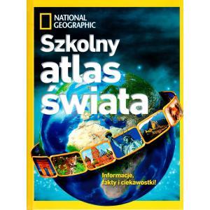 National Geographic Szkolny Atlas Świata
