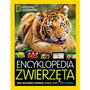 National Geographic. Encyklopedia. Zwierzęta