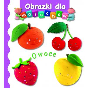 Owoce. Obrazki Dla Maluchów