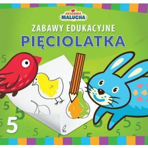 Zabawy Edukacyjne Pięciolatka