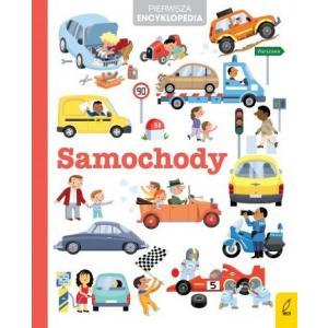 Pierwsza encyklopedia. Samochody