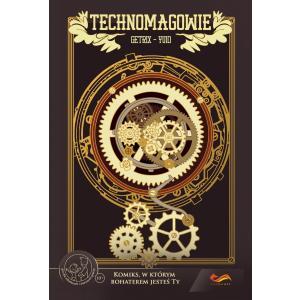 Technomagowie. Komiks Paragrafowy