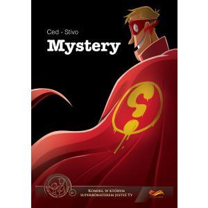 Mystery. Komiks Paragrafowy