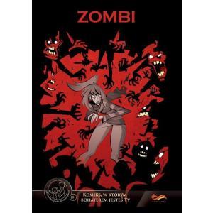 Zombie. Komiks paragrafowy