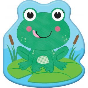 Książeczka kąpielowa Mała żabka
