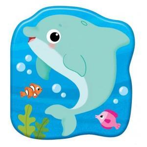 Książeczka kąpielowa Delfin Plum