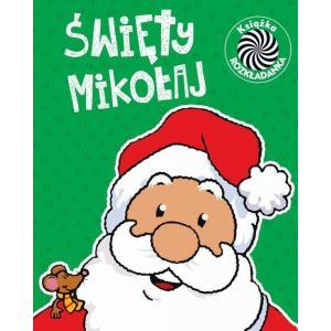 Święty Mikołaj Ruchome obrazki