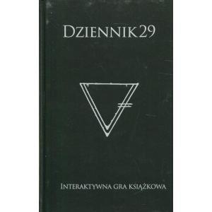 Dziennik 29. Interaktywna Gra Książkowa
