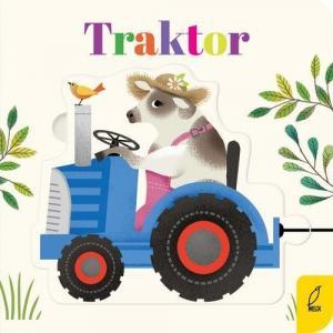 Czytanki - układanki. Traktor