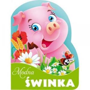 Wykrojnik. Modna świnka