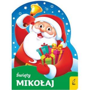 Wykrojnik. Święty Mikołaj