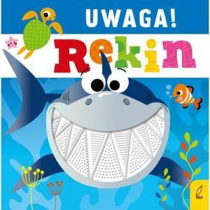 Uwaga! Rekin