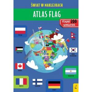 Świat w naklejkach. Atlas flag