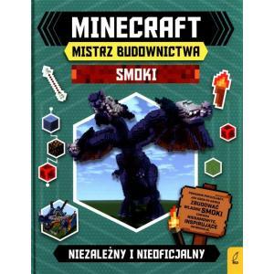Minecraft. Mistrz budownictwa. Smoki