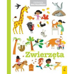 Pierwsza encyklopedia. Zwierzęta