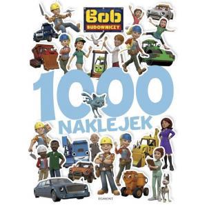 Bob Budowniczy. 1000 naklejek