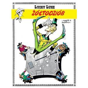 Lucky Luke. Żółtodziób. Komiks