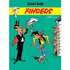 Lucky Luke. Fingers. Komiks