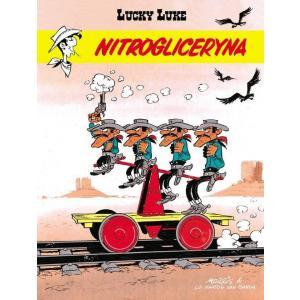 Lucky Luke. Nitrogliceryna. Komiks