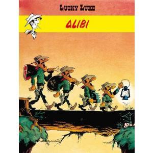Lucky Luke. Alibi. Komiks
