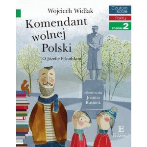 Czytam Sobie. Komendant Wolnej Polski. Poziom 2