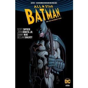 DC Odrodzenie. All Star Batman. Mój największy wróg. Tom 1
