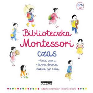 Biblioteczka Montessori. Czas