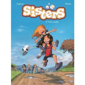 Sisters 10 Pełne energii /komiks/