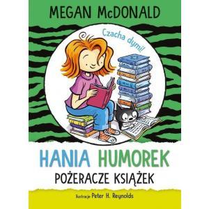 Hania Humorek. Pożeracze książek