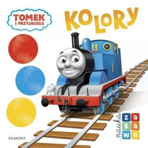 Tomek i przyjaciele. Kolory
