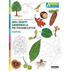 Mój zeszyt obserwacji przyrodniczych. Drzewa