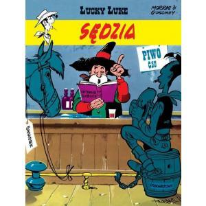 Lucky Luke. Sędzia. Komiks
