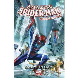 Amazing Spider-Man. Globalna sieć. Starzy znajomi. Tom 4