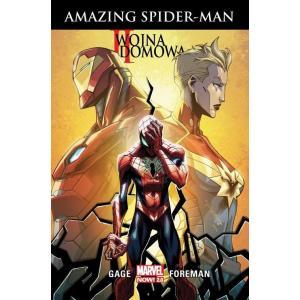 Marvel Now! Amazing Spider - Man. II wojna domowa