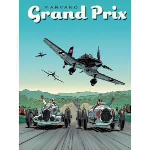 Grand Prix. Komiks