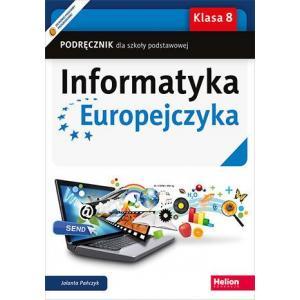 Informatyka Europejczyka. Podręcznik. Klasa 8. Szkoła Podstawowa