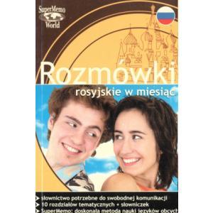 Rozmówki rosyjskie w miesiąc+cd