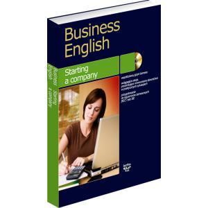 Business English – Starting a Company. Książka + MP3