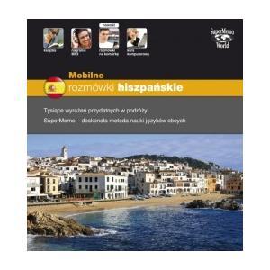 Mobilne Rozmówki Hiszpańskie + CD