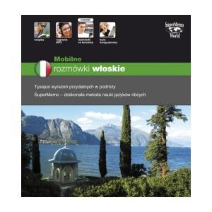 Mobilne Rozmówki Włoskie + CD