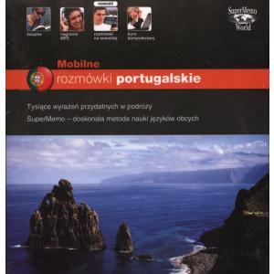 Mobilne rozmówki portugalskie. SuperMemo