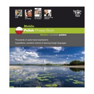 Mobilne Rozmówki Polskie. Mobile Polish Phrase Book + CD