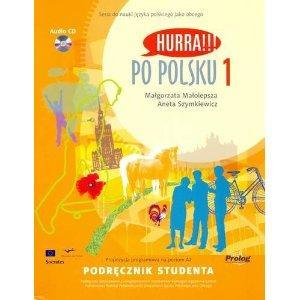 Hurra!!! Po Polsku 1. Podręcznik + Audio CD