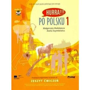 Hurra!!! Po Polsku 1. Ćwiczenia + Audio CD