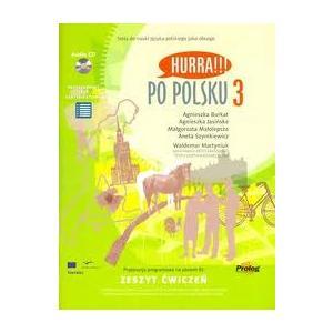 Hurra!!! Po Polsku 3. Ćwiczenia + Audio CD